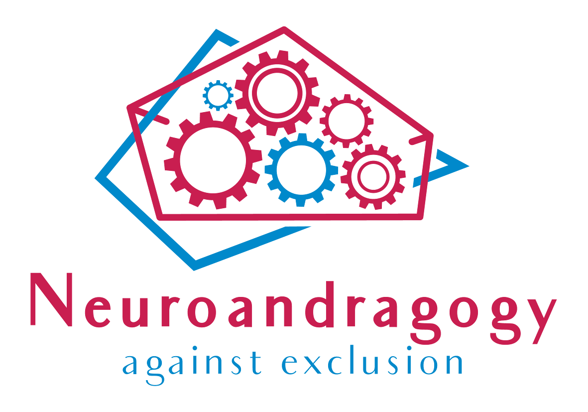 Neuroandragogy against exclusion